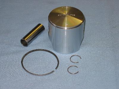 Wiseco 2953TD Piston Ring Set