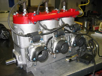 31-CRANK SHOP CUSTOM ROTARY AND REED ENGINES