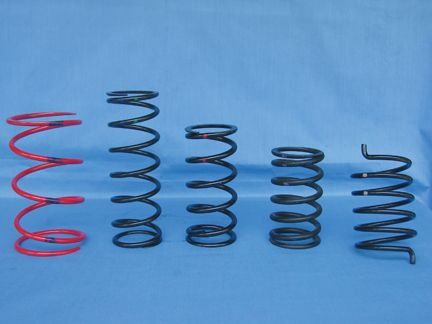 Black PS-4 EPI Primary Drive Clutch Spring